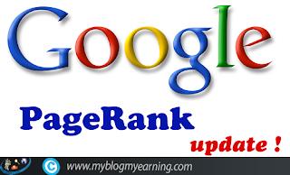 When next Google Page rank update will happen?