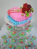 Wed. cake 1