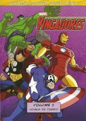 Baixar Filme Os Vingadores: Vol. 3 Homem de Ferro (Dual Audio)