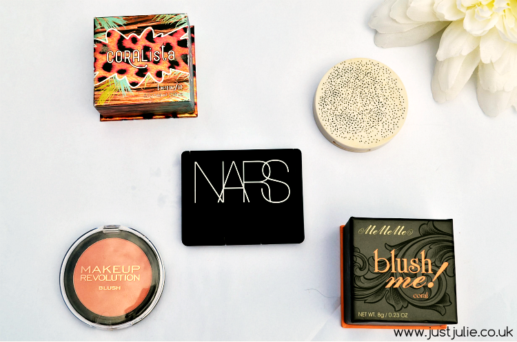 Top Picks | Coral Blushers