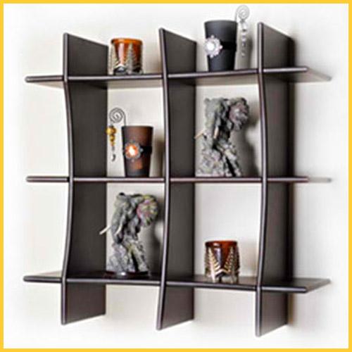 Small Wall Mounted Bookshelves 500 x 500