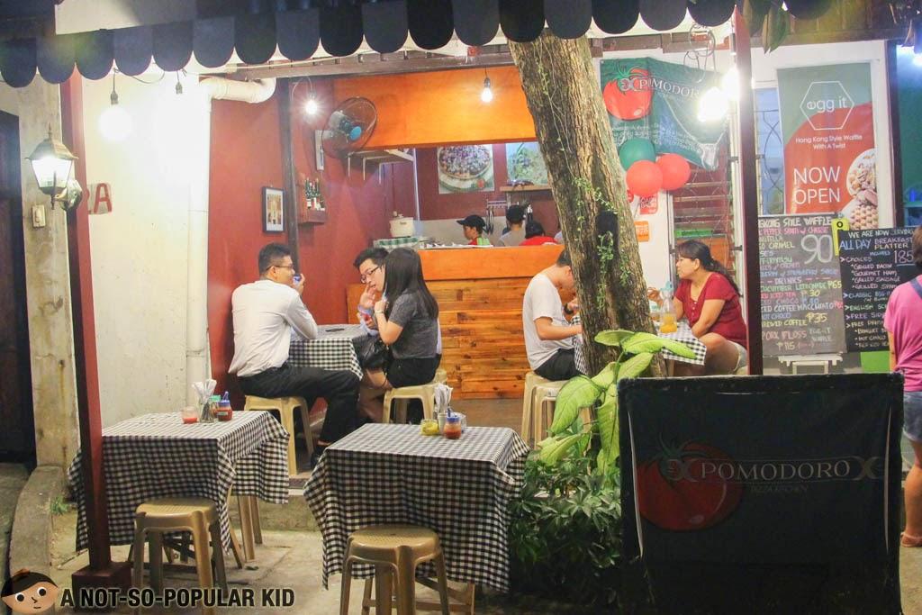 Pomodoro Pizza Kitchen Howol in Kapitolyo