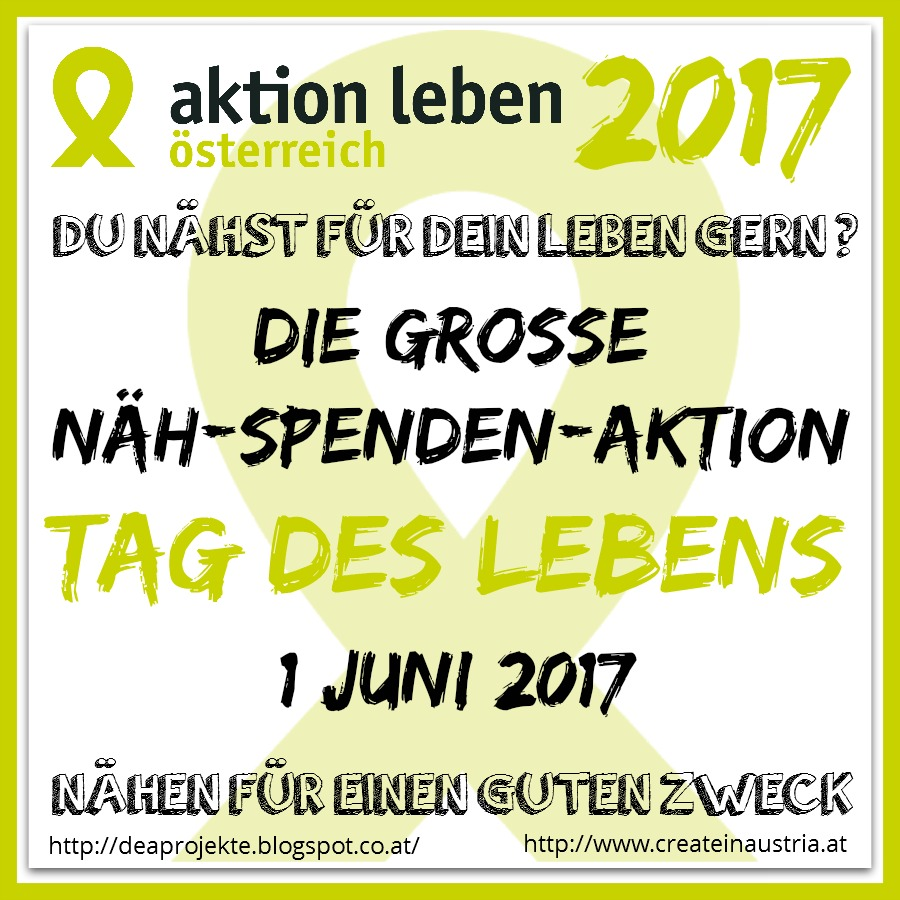 Näh-Spenden-Aktion