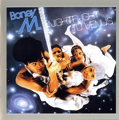 BONEY M. – (1978) NIGHTFLIGHT TO VENUS