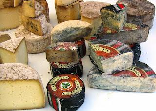 quesos asturianos