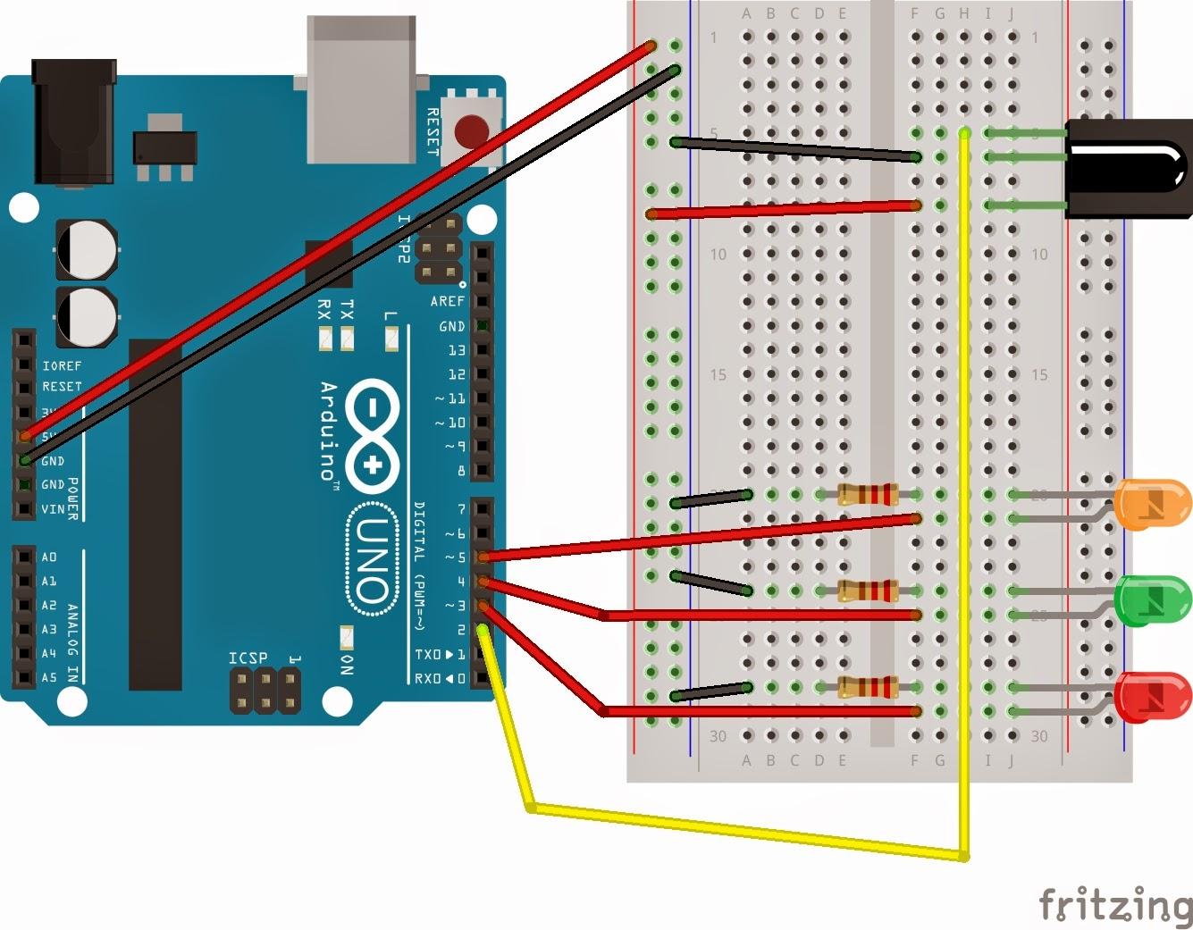 Arduino - PinMapping168