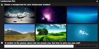 Melindungi Windows 8 Menggunakan Password dan Webcame