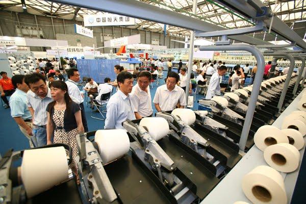 イトマ・アジア(中国国際紡績機械展覧会)