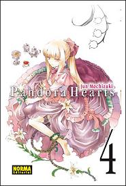 Pandora Hearts #4