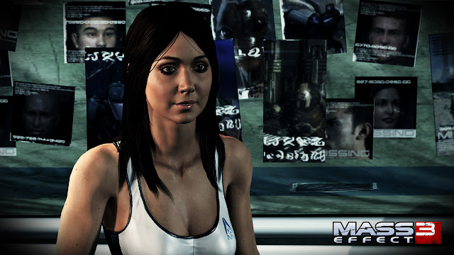 jessica chobot mass effect breasts
