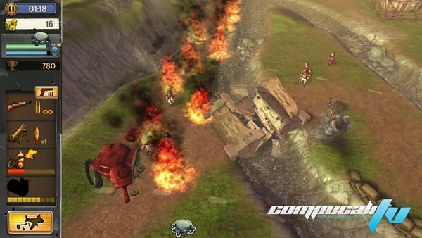 Hills Of Glory 3D PC Game