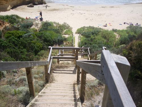 beach- south coast of Australia