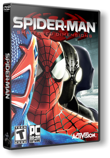 Spider-Man: Shattered Dimensions [PC-Game] 5GB - Mediafire ...