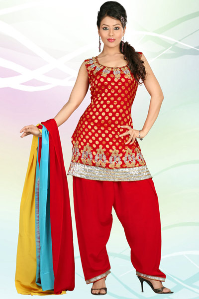 Get perfectly customized cotton Punjabi/Patiala salwar kameez at affordable prices. Punjabi salwar suits available in fresh designs and different colors. Easy Returns. % Satisfaction.