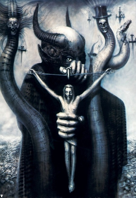 Frost s fav s H R Giger