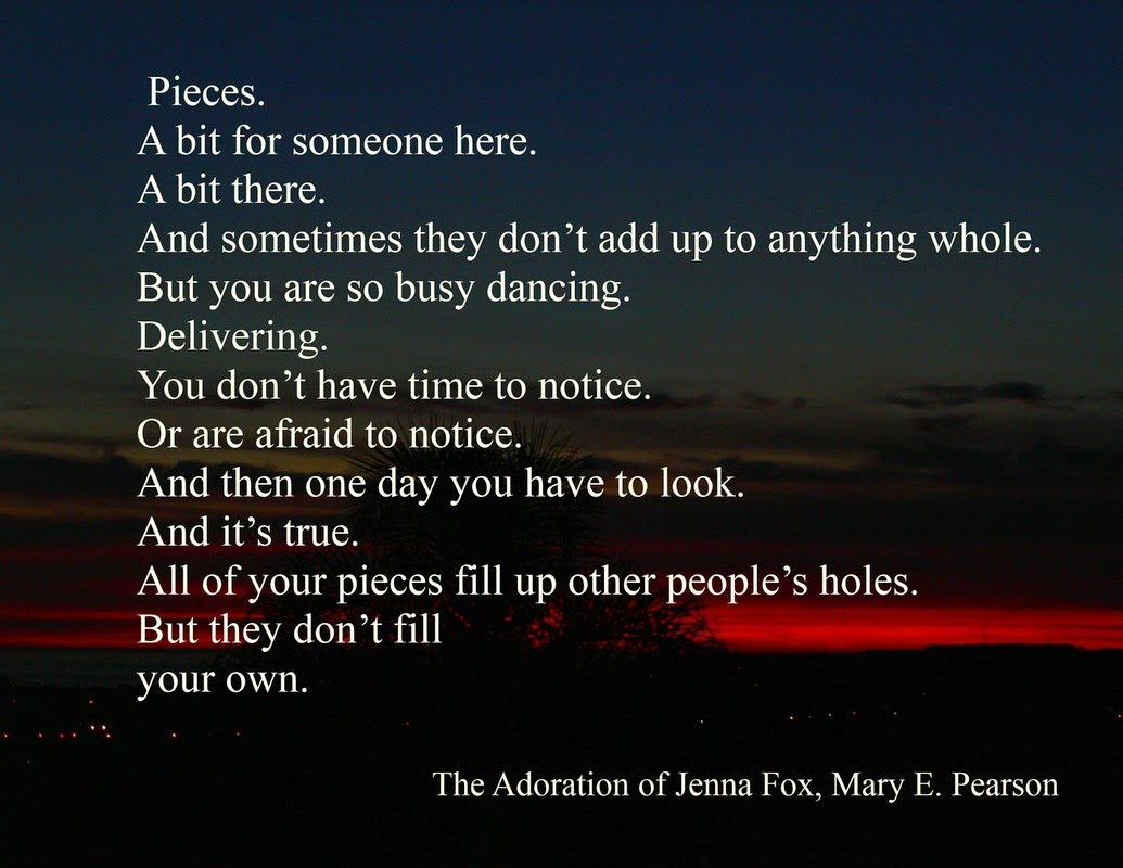 the adoration of jenna fox a Jenna fox 01 adoration of jenna fox by mary pearson available in hardcover on powellscom, also read synopsis and reviews she wasnt supposed to survive the accidentbut she did.