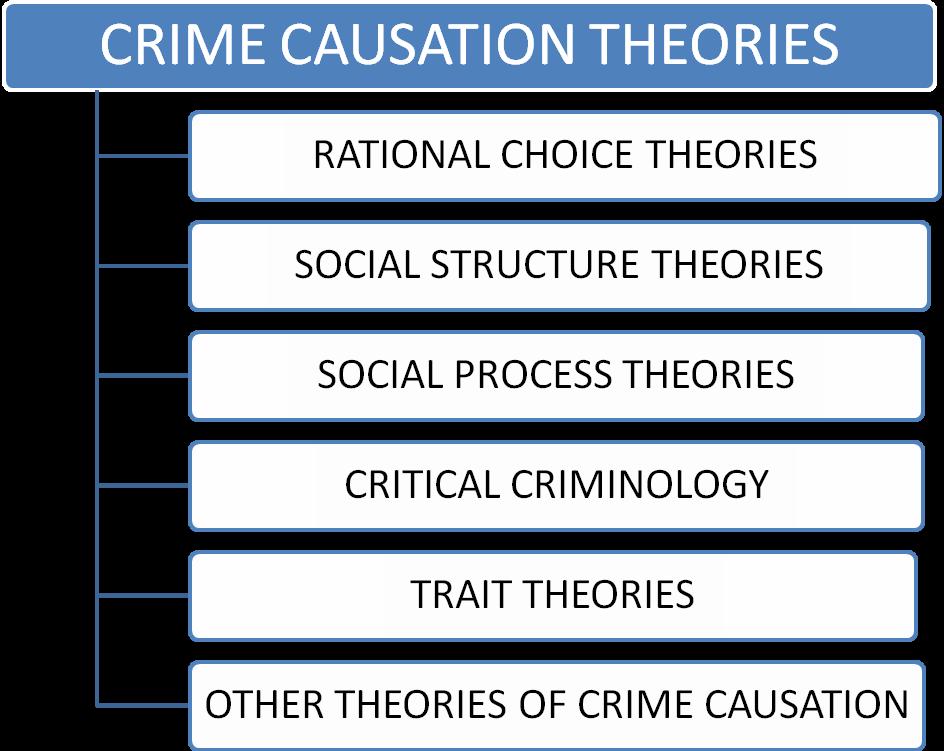 Theories of crime essays