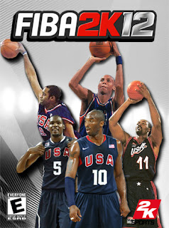 FIBA 2K12 Update Version 1.6 Mod