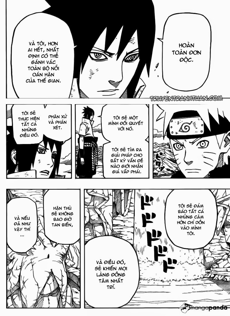 Naruto - Chapter 694 - Pic 7
