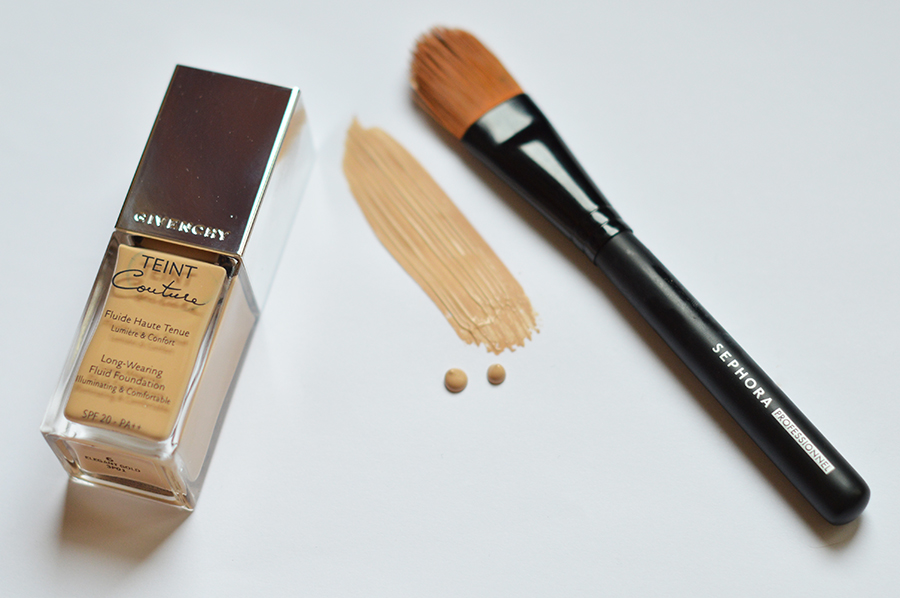 Sephora brush 047, pennello sephora 047, givenchy fondotinta fluido, givenchy fluid foundation, beauty blogger, beauty tips, beauty routine, beauty tip, beauty