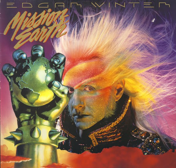 Mission Earth Edgar Winter Edgar Winter – Mission Earth