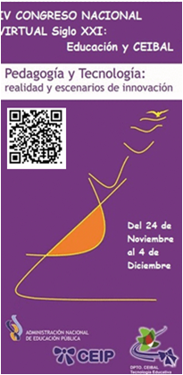 IV Congreso Nacional Virtual Siglo XXI: Educación y CEIBAL