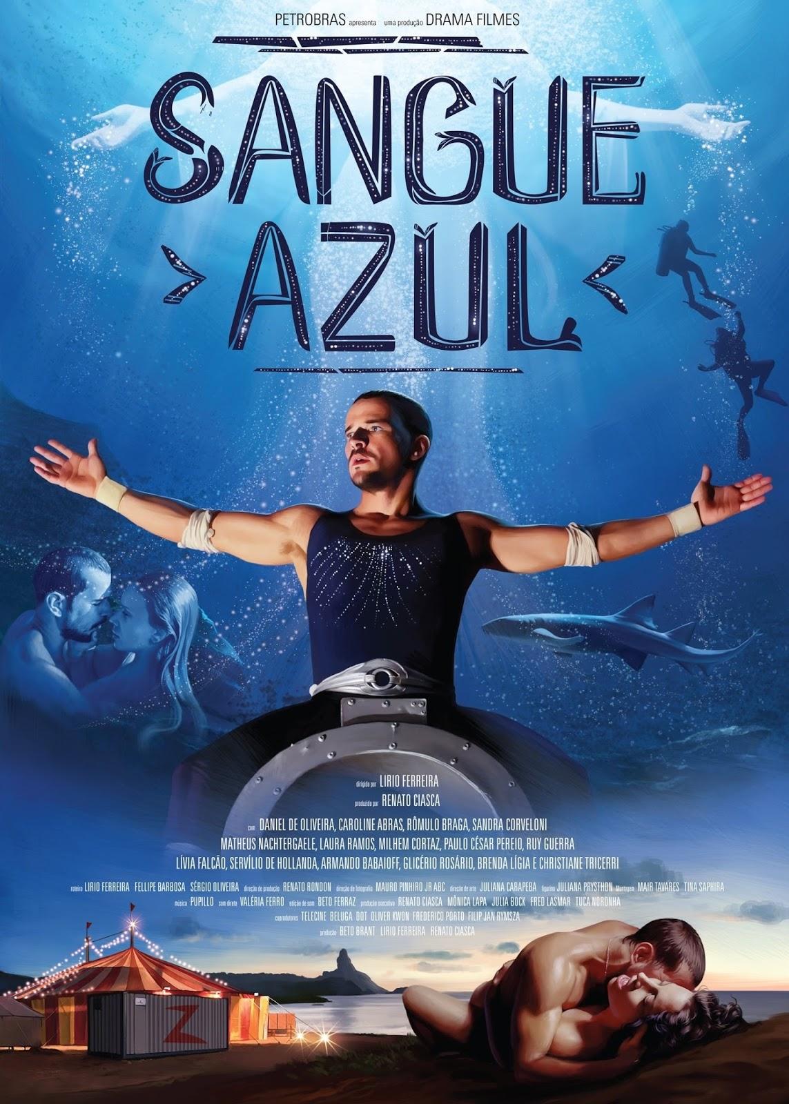 Sangue Azul – Nacional (2014)