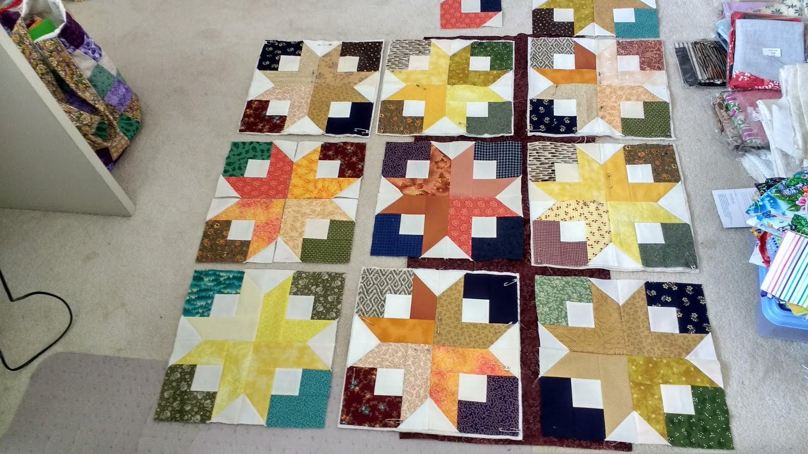 My Purple Patch: Boxy or Square Stars : boxy stars quilt - Adamdwight.com