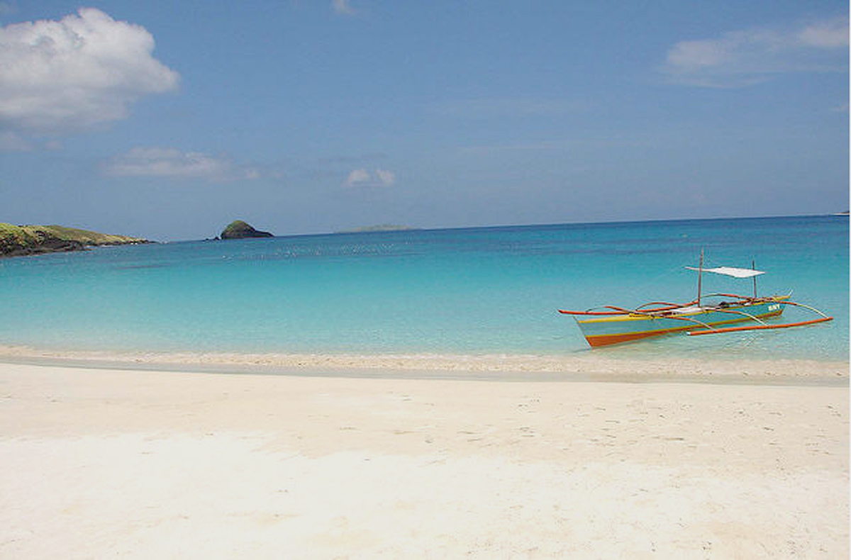 Vinzons Philippines  city photo : Calaguas Island, Vinzons, Camarines Norte, the Philippines. – Photo ...
