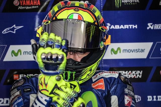 Inilah Alasan Mengapa CAS Tolak Banding Valentino Rossi