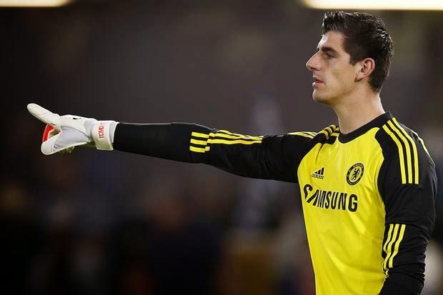 Chelsea bahagia dengan hasil imbang