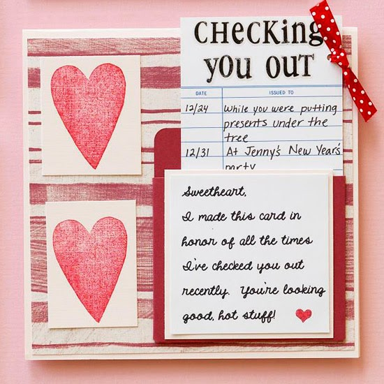 Modern furniture easy handmade valentine 39 s day cards 2014 for Valentine day card ideas