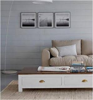 le style bord de mer. Black Bedroom Furniture Sets. Home Design Ideas