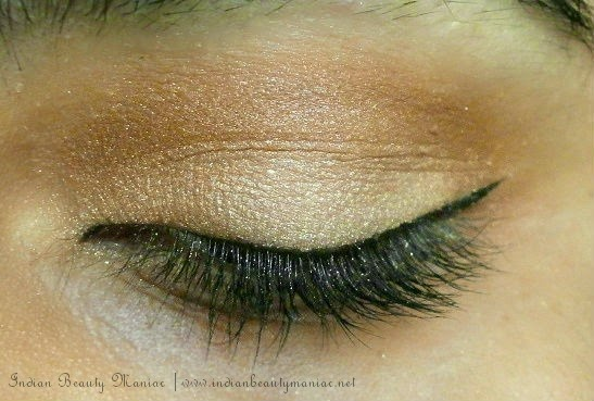 Bourjois Paris Intense Extrait eyeshadow in 02