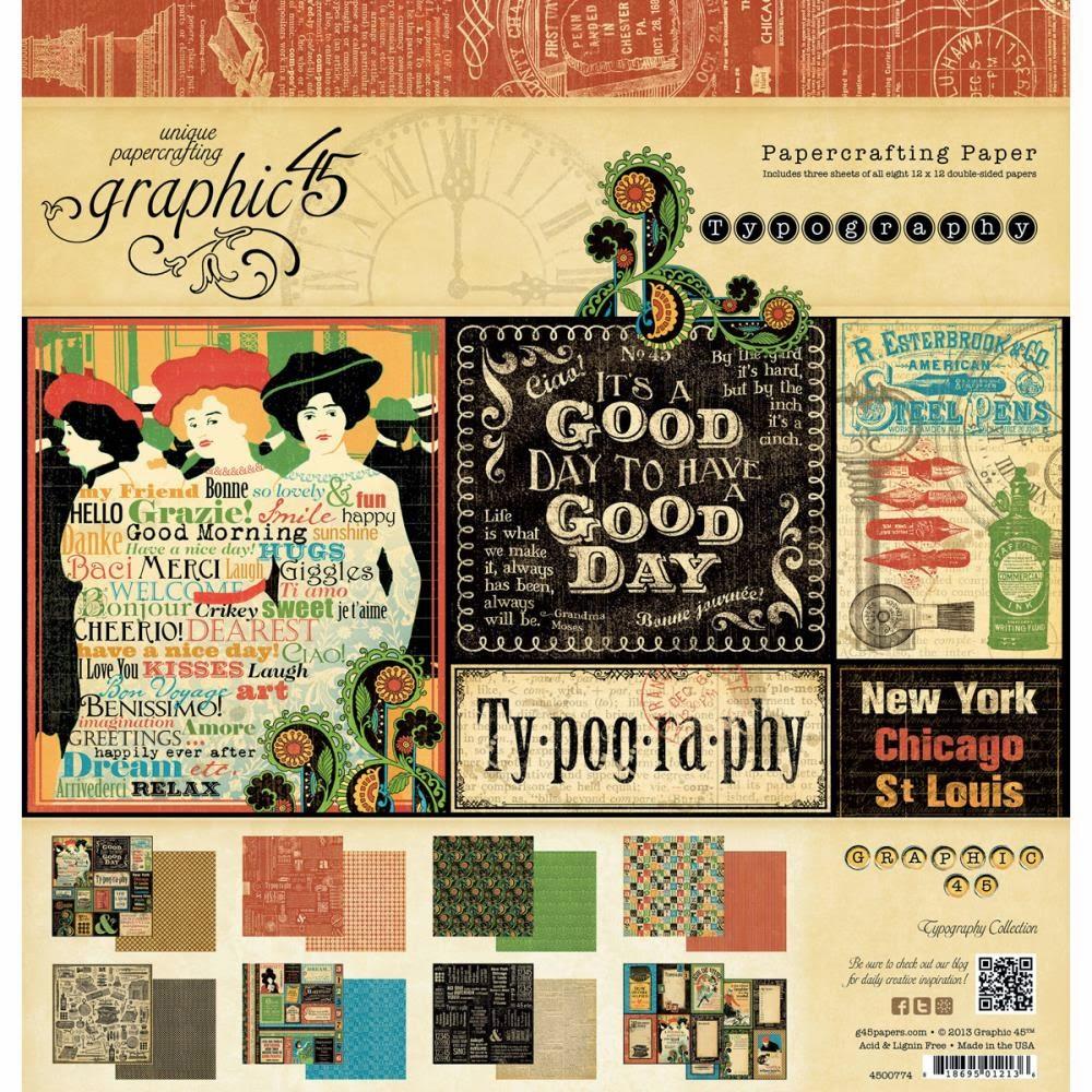Typography Graphic 45