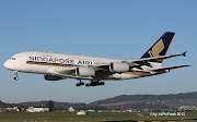 Singapore Airlines Airbus A380841 9VSKR / ZRH 15. April 2013 (skr)