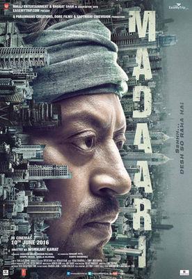 Madaari (2016) Hindi Movie Download HEVC Mobile 100MB 3GP