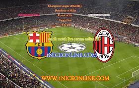 watch barcelona vs milan online free live stream