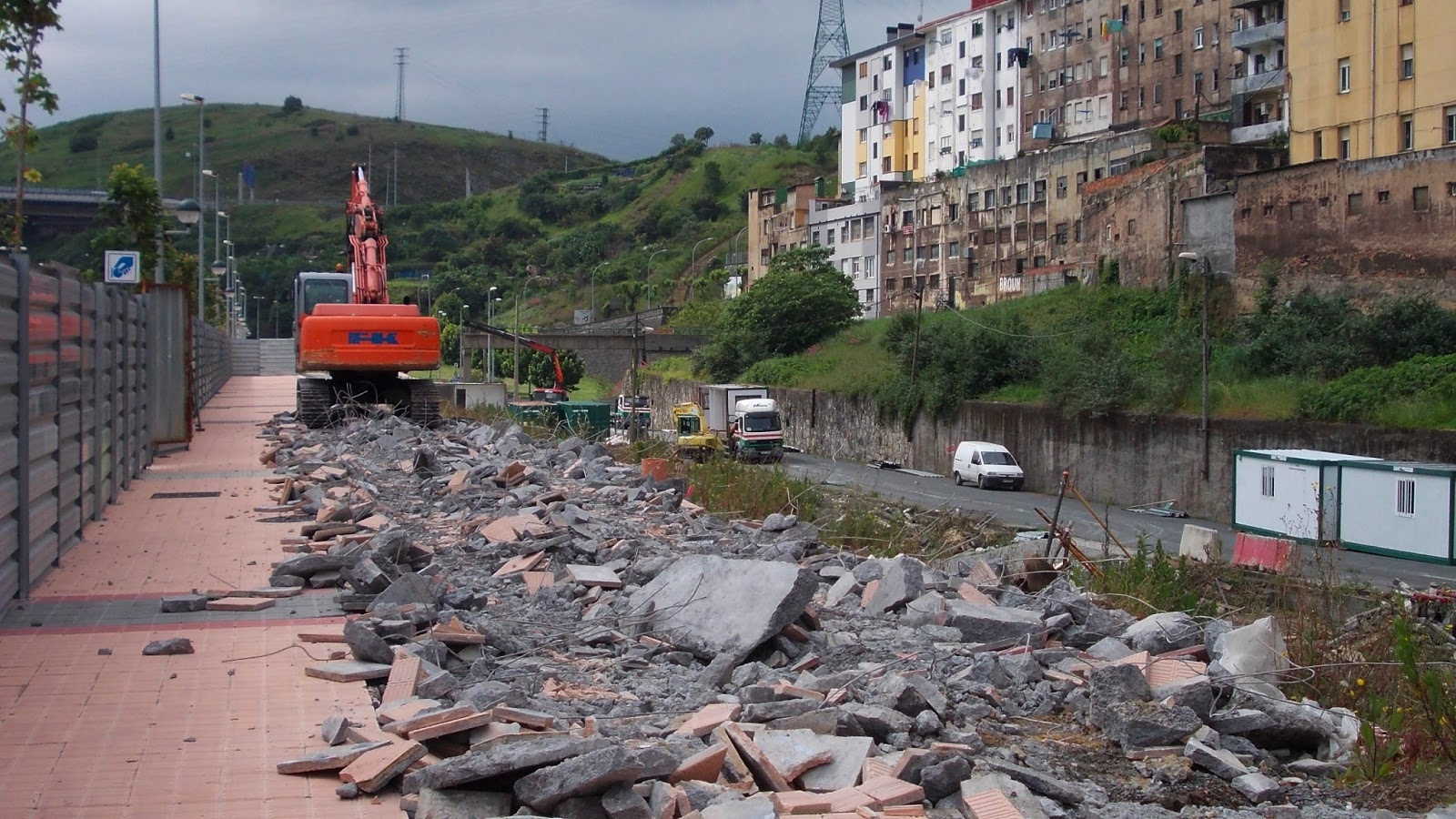 Barakaldo digital denuncia vecinal pisos protegidos de for Pisos nuevos en barakaldo