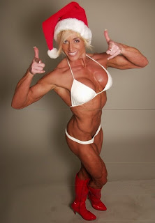 Christmas Muscle