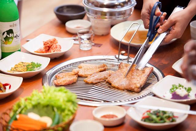 Nhà hàng Hàn Quốc Mr Park