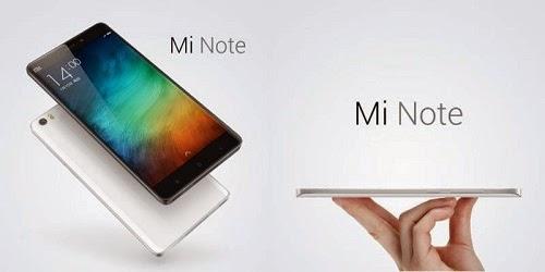 harga Xiaomi Mi Note terbaru 2015