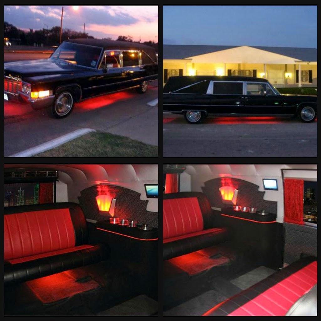 hearse limos @northmanspartyvamps.com