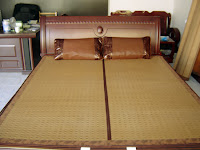 Bamboo Mat For Bed1
