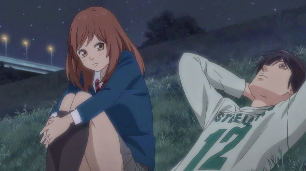 Ao Haru Ride Episode 8 Subtitle Indonesia