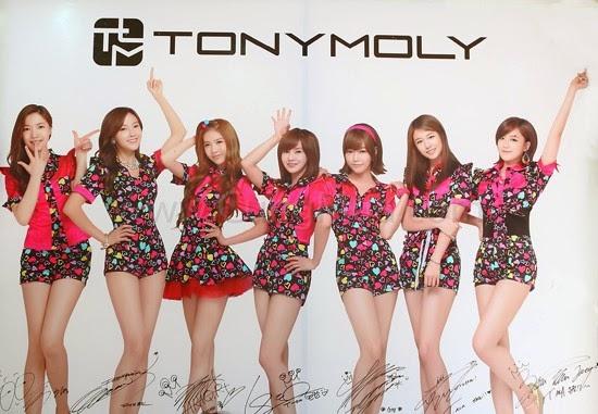 Mỹ phẩm Tonymoly Hàn Quốc