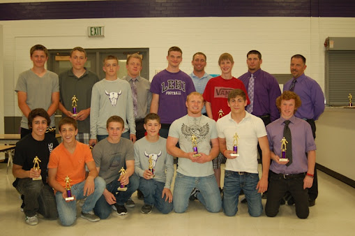 2011-12 LHS Iron Men Award Winners