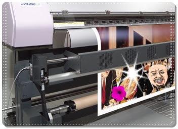 plotter mesin cetak spanduk baliho