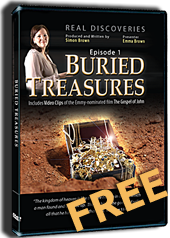 Buried Treasures Episode 1