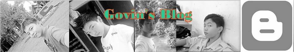 Govin's Blog